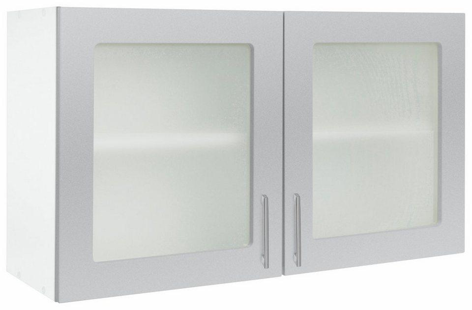 Held Möbel Glashängeschrank »Tampa« in weiß