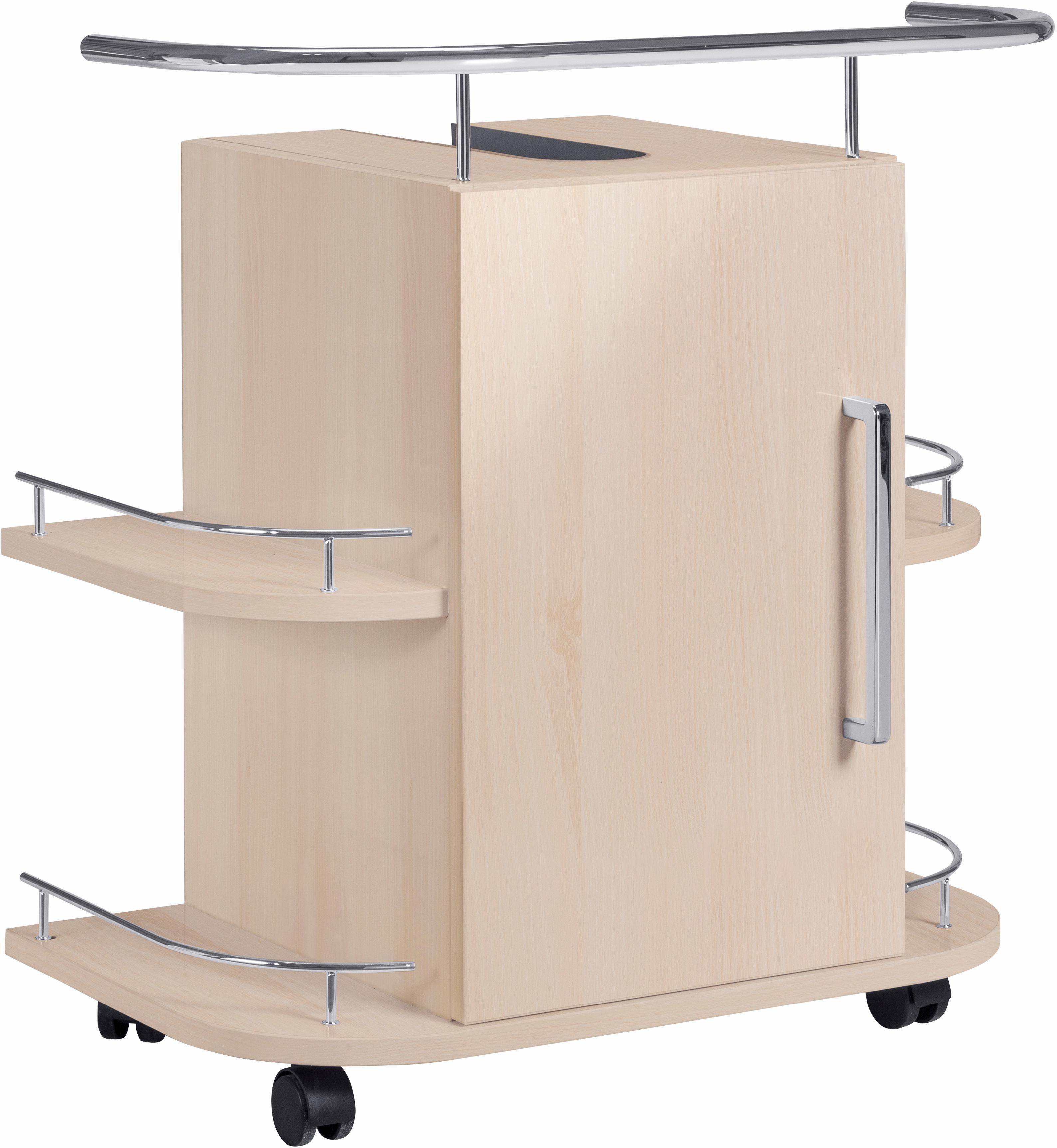 OPTIFIT Waschbeckenunterschrank »Napoli«   Bad > Badmöbel > Waschbeckenunterschränke   Glänzend   OPTIFIT