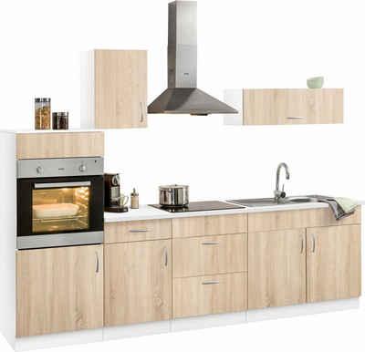 Fertigküchen  Küchenzeile mit Geräten kaufen » Küchenblöcke | OTTO
