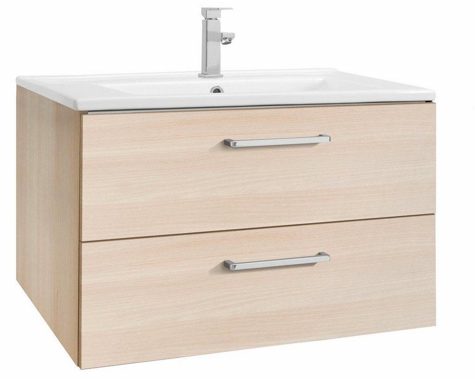 optifit waschtisch napoli breite 65 cm mit soft close funktion online kaufen otto. Black Bedroom Furniture Sets. Home Design Ideas