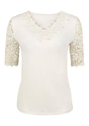 Lady Shirt mit Kurzarm