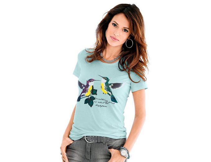 Online-Verkauf Spielraum Viele Arten Von Classic Inspirationen Shirt mit Druck Freies Verschiffen Extrem Günstig Kauft Heißen Verkauf HwA7EXv