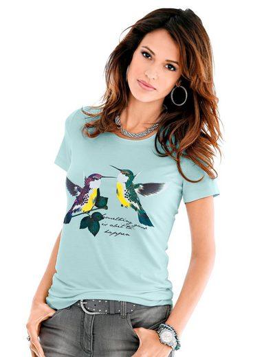Classic Inspirationen Shirt mit Druck