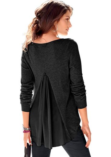 Fair Lady Pullover im Lagen-Look