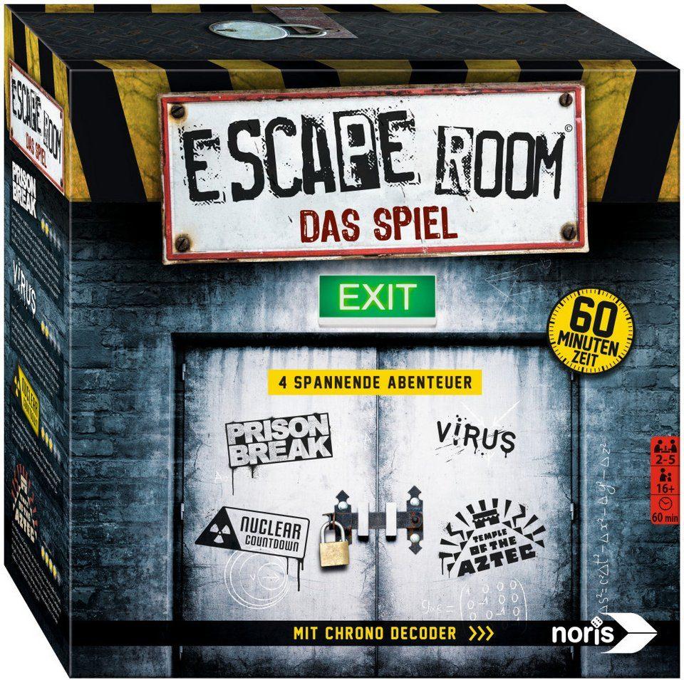 Noris, Geschicklichkeitsspiel, »Escape Room«