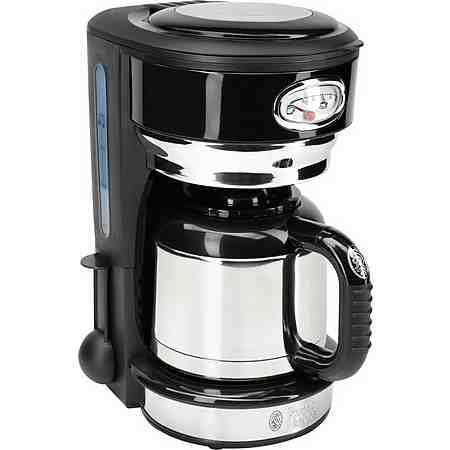 Russell Hobbs Thermo-Kaffeemaschine Retro Classic Noir 21711-56