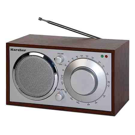 Radio: Retro Radios