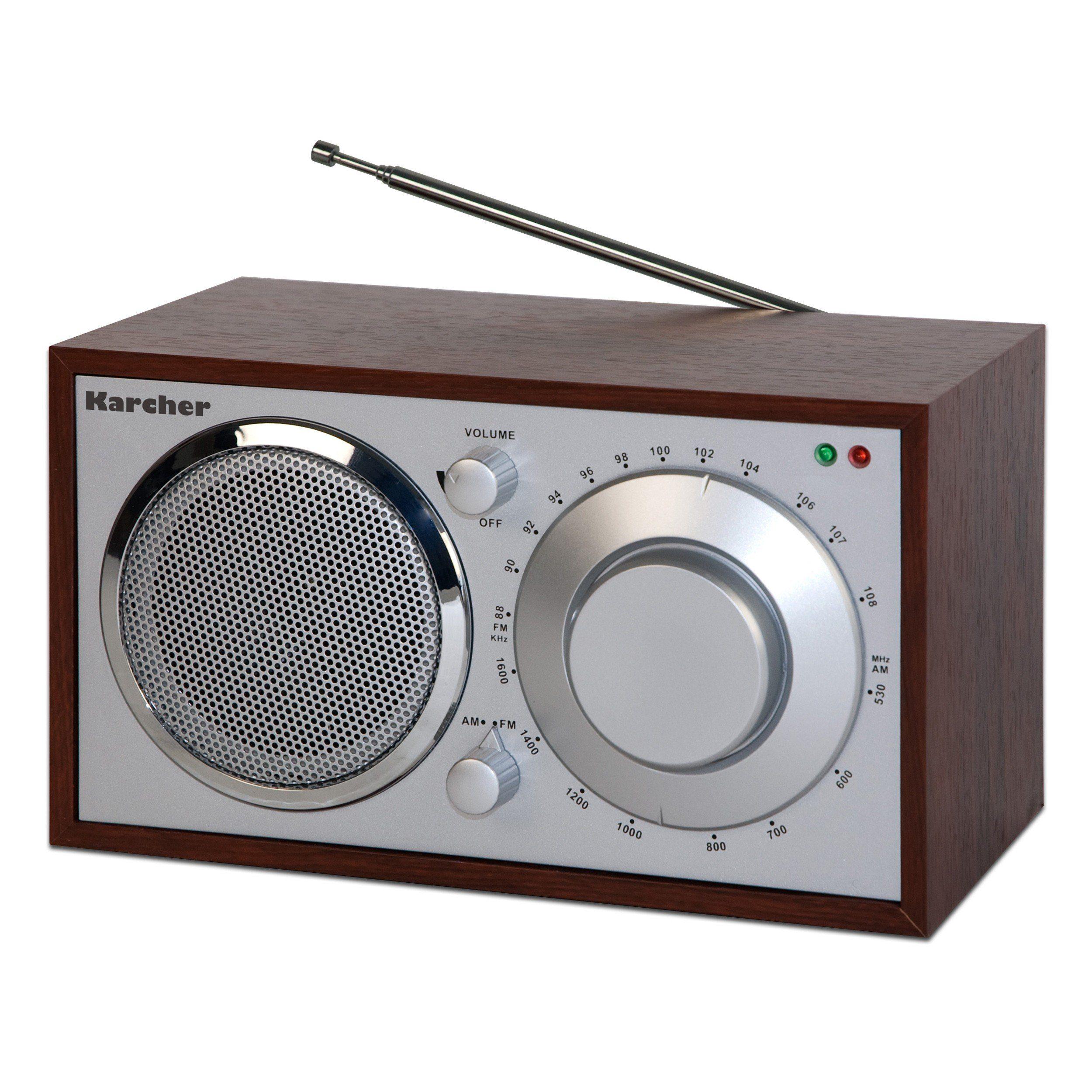Karcher Nostalgie-Radio »KA 230-K«
