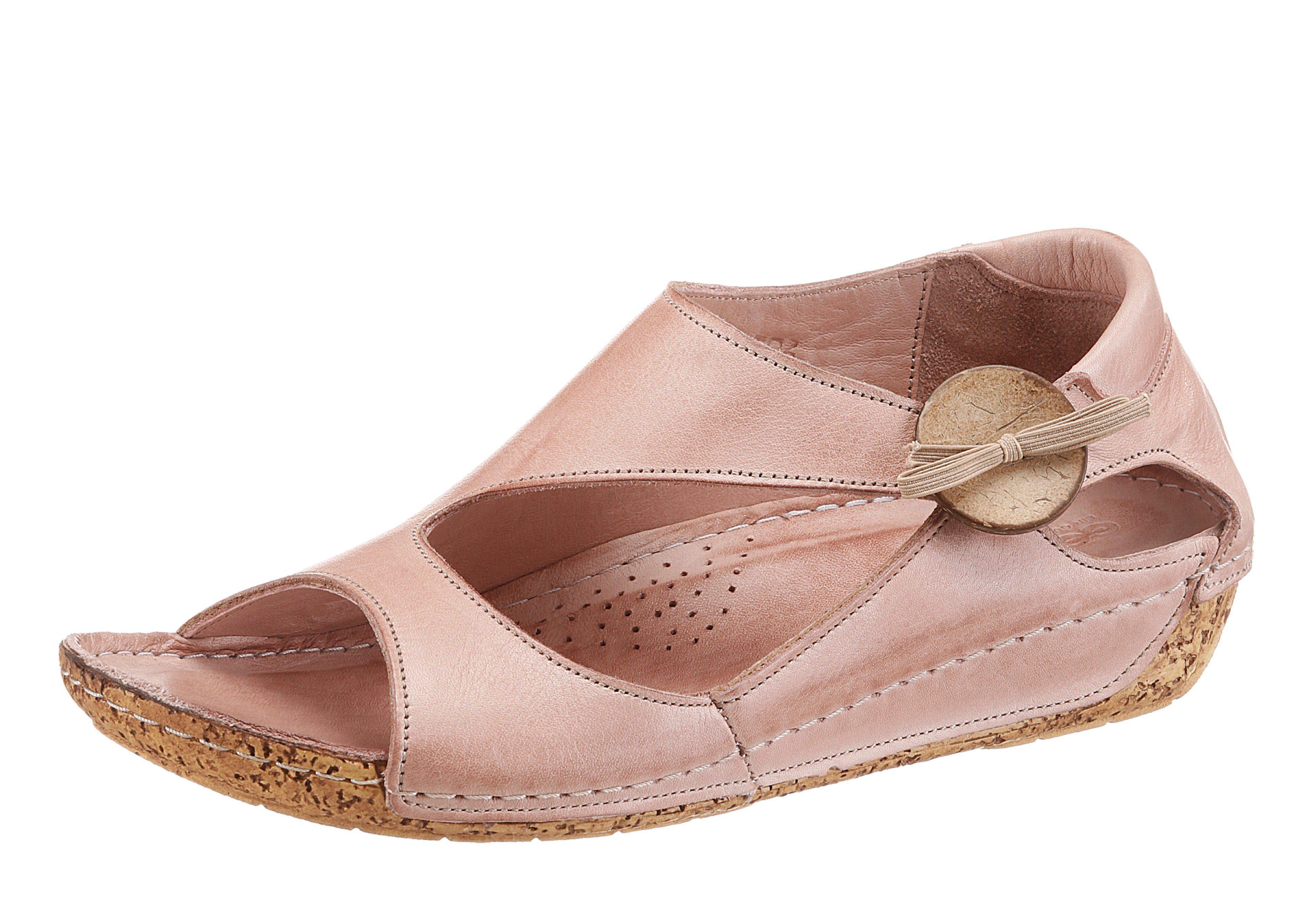 Gemini Damen Sandalette lila PZU8g