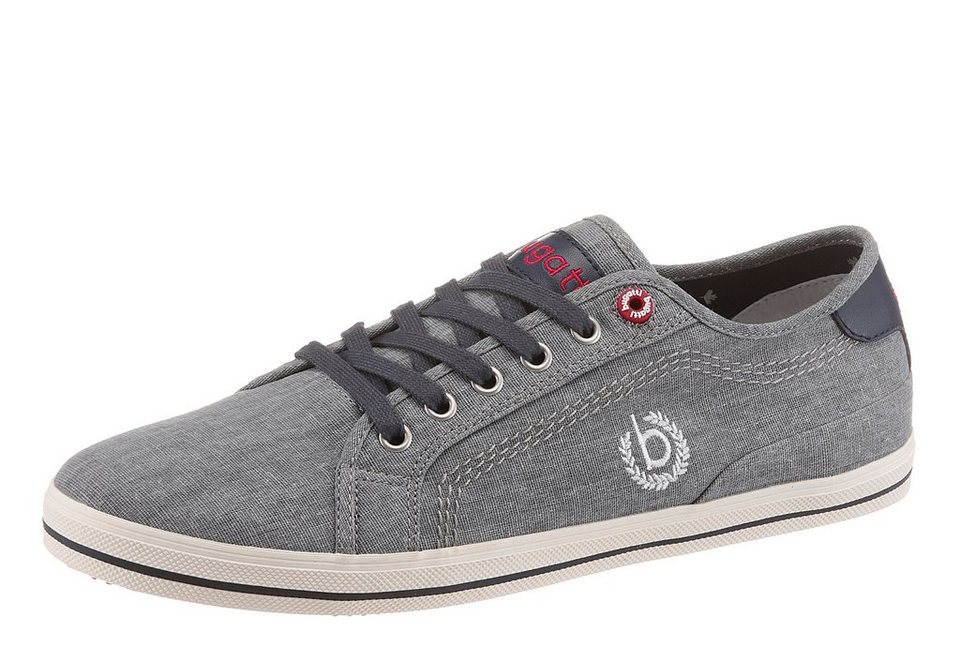 Bugatti Sneaker in grau