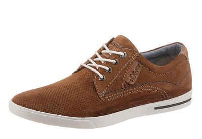 s.Oliver RED LABEL Sneaker, mit modischer Prägung im Vorderfußbereich Sale Angebote
