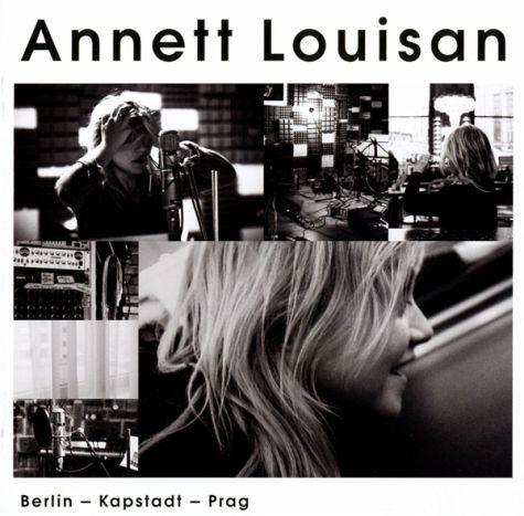 Audio CD »Annett Louisan: Berlin,Kapstadt,Prag (Jewelcase)«