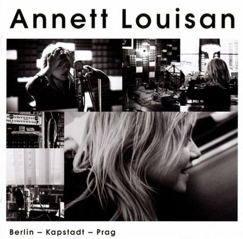 Audio CD »Annett Louisan: Berlin,Kapstadt,Prag (Jewelcase)«