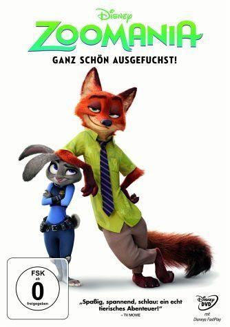 DVD »Zoomania«
