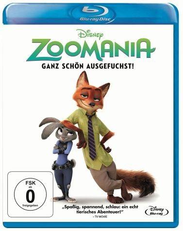 Blu-ray »Zoomania«