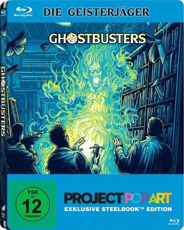 Blu-ray »Ghostbusters (Steelbook)«