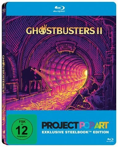 Blu-ray »Ghostbusters II (Steelbook)«