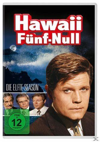 DVD »Hawaii Fünf-Null - Season 11 DVD-Box«