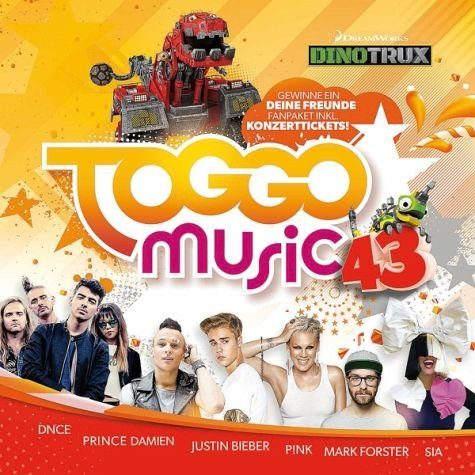 Audio CD »Various: Toggo Music 43«