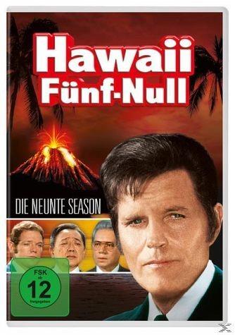 DVD »Hawaii Fünf-Null – Season 9 DVD-Box«