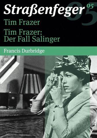 DVD »Tim Frazer / Tim Frazer: Der Fall Salinger (4...«