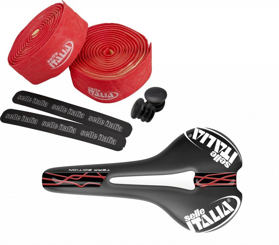 Selle Italia Fahrradsattel »Flite Team Edition Flow Set«