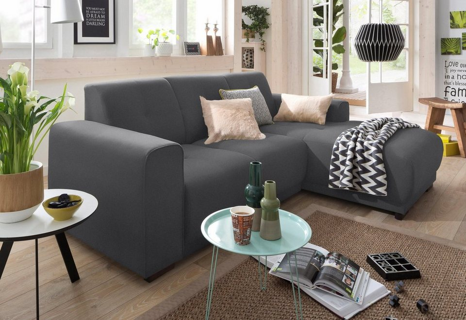 home affaire ecksofa langeland online kaufen otto. Black Bedroom Furniture Sets. Home Design Ideas