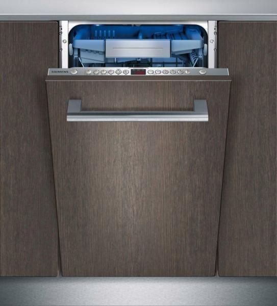 SIEMENS Vollintegrierbarer Einbaugeschirrspüler SR66T098EU, A+++, 9,5 Liter, 10 Maßgedecke