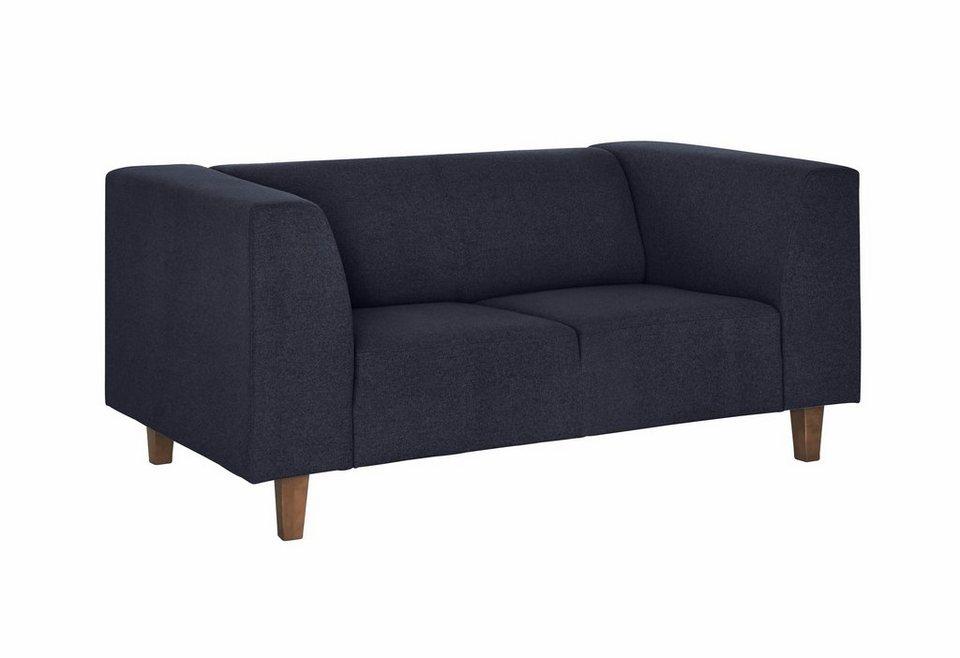 andas 2-Sitzer »Diva« in dunkelblau