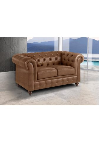 PREMIUM COLLECTION BY HOME AFFAIRE Baldų komplektas »Chesterfield« (2-