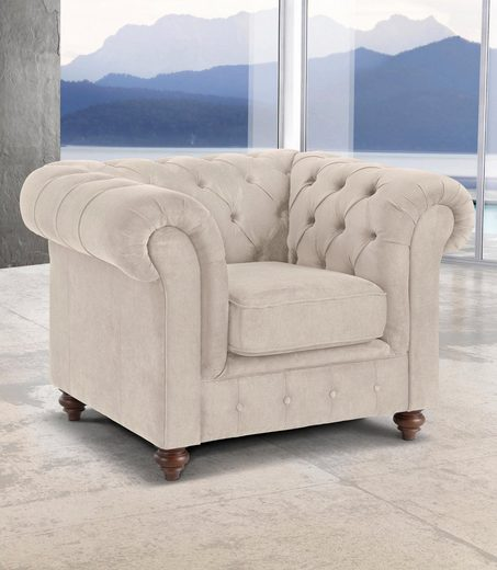 Premium collection by Home affaire Sessel »Chesterfield«