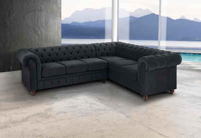Premium Collection By Home Affaire Ecksofa Chesterfield