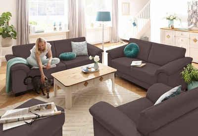 Couchgarnitur In Braun Online Kaufen Otto