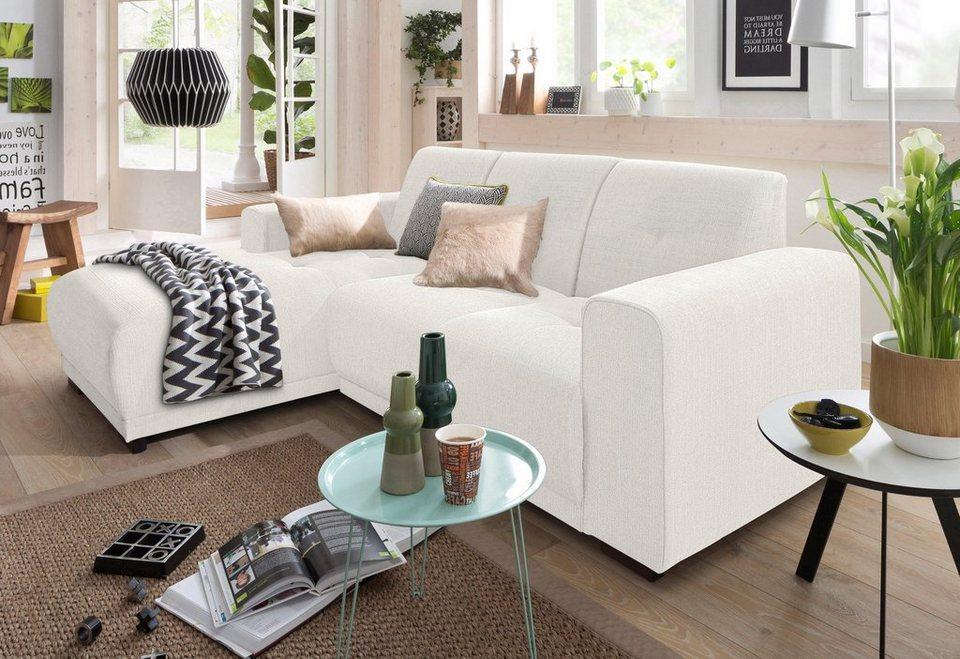 Home affaire Ecksofa »Langeland« online kaufen | OTTO