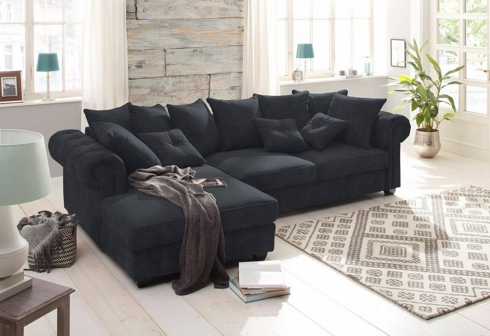 home affaire ecksofa san pedro online kaufen otto. Black Bedroom Furniture Sets. Home Design Ideas