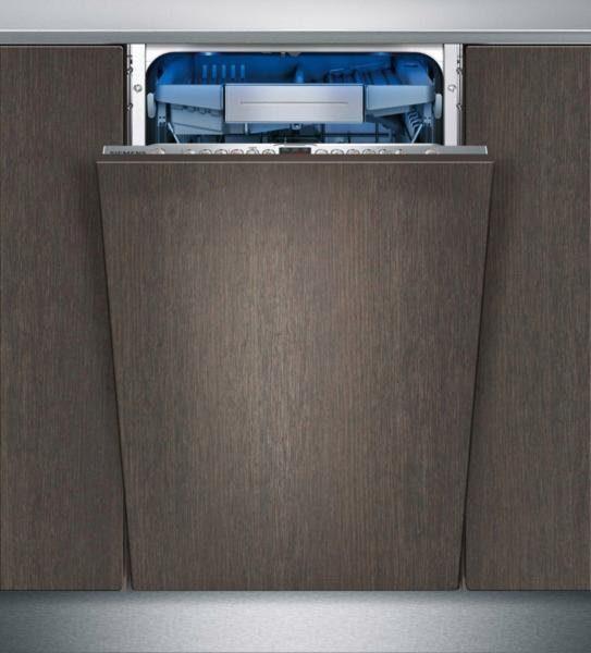 SIEMENS Vollintegrierbarer Einbaugeschirrspüler iQ500 SR76T198EU, A+++, 9,5 Liter, 10 Maßgedecke