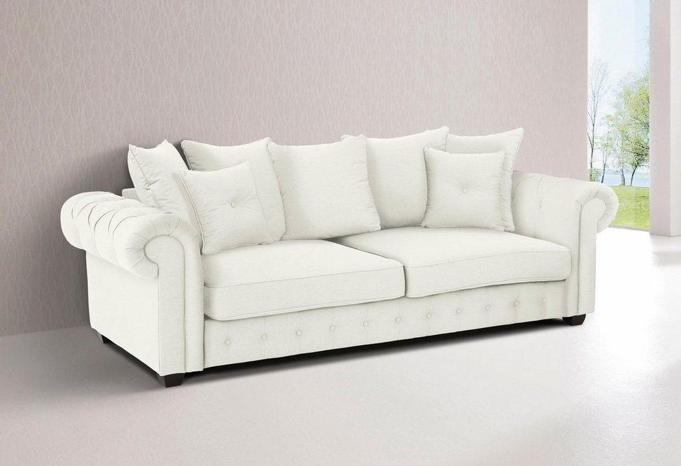 Home affaire 3-Sitzer »San Pedro« online kaufen   OTTO