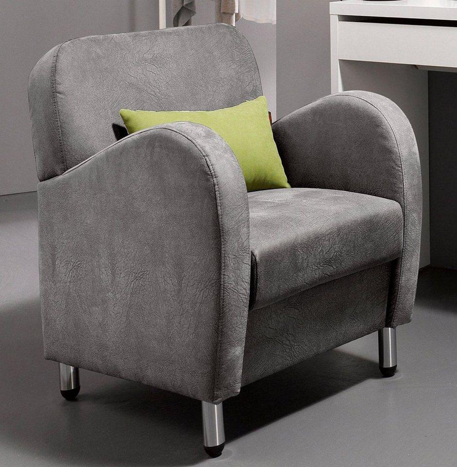 inosign sessel im vintage look online kaufen otto. Black Bedroom Furniture Sets. Home Design Ideas