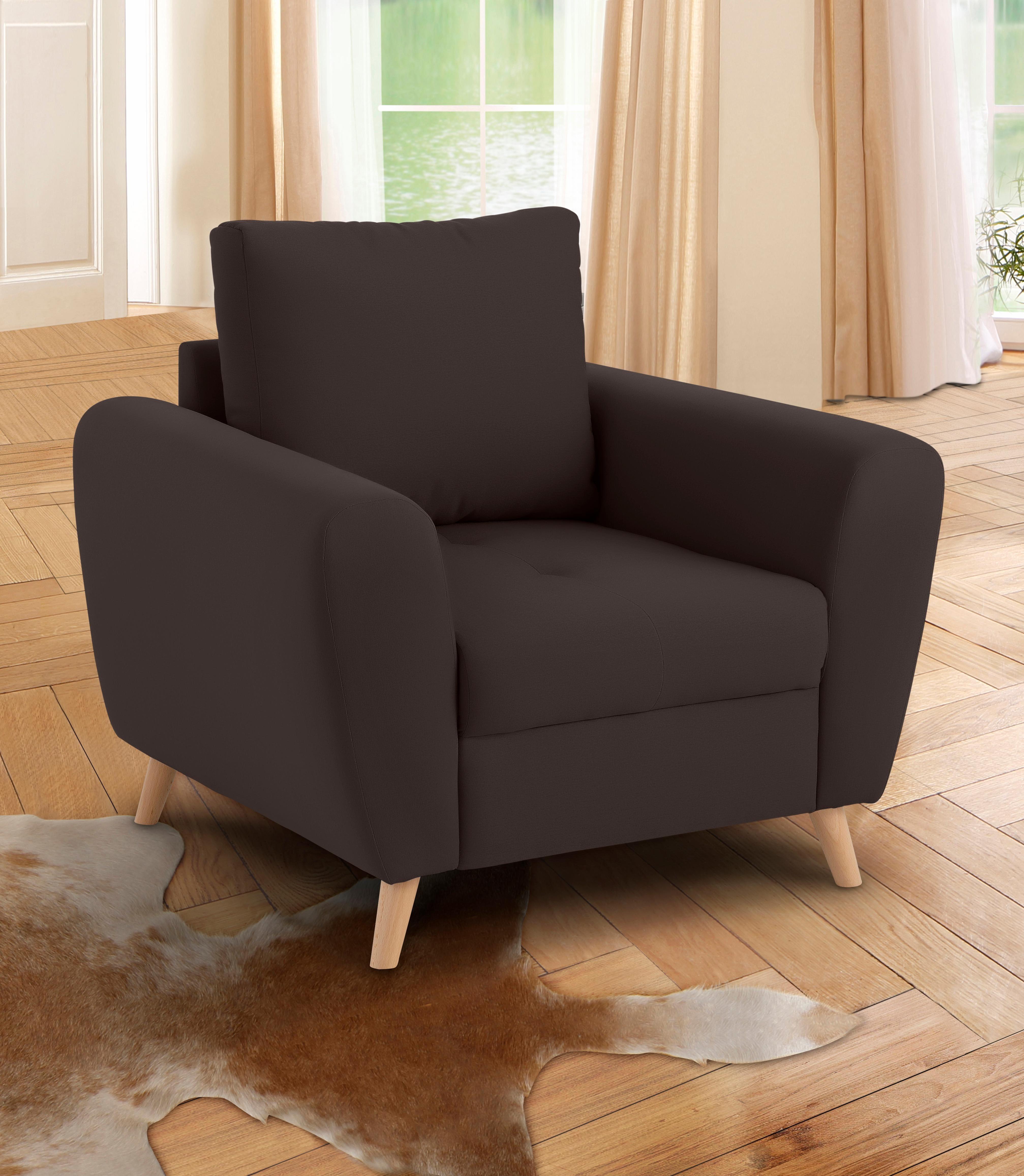 50 sparen home affaire sessel fan nur 269 99 cherry m bel otto. Black Bedroom Furniture Sets. Home Design Ideas