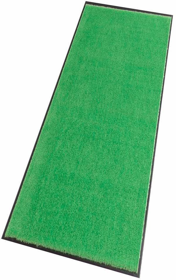 Läufer »Deko Soft«, Hanse Home, rechteckig, Höhe 7 mm, saugfähig, waschbar in grün