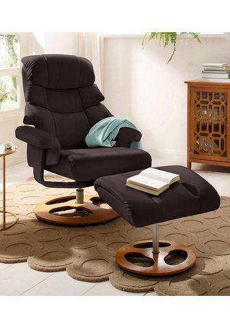 HOME AFFAIRE Atpalaiduojanti kėdė »Toulon« (2-tlg. ...