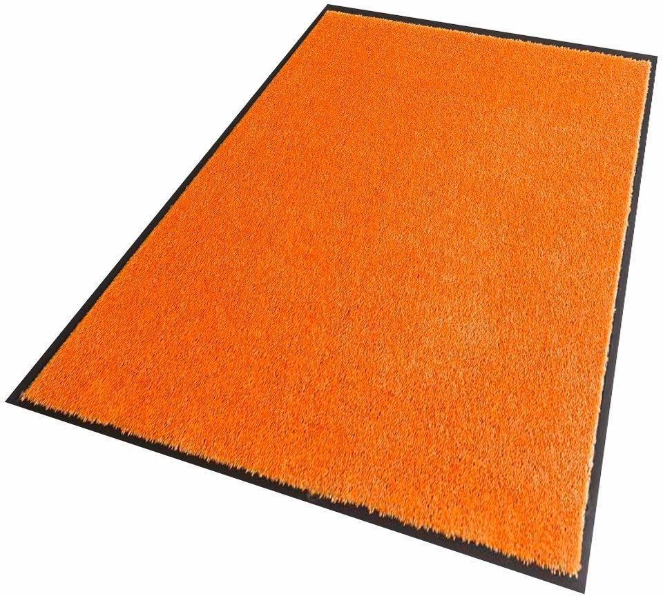 Teppich, Hanse Home, »Deko Soft«, waschbar, getuftet in orange