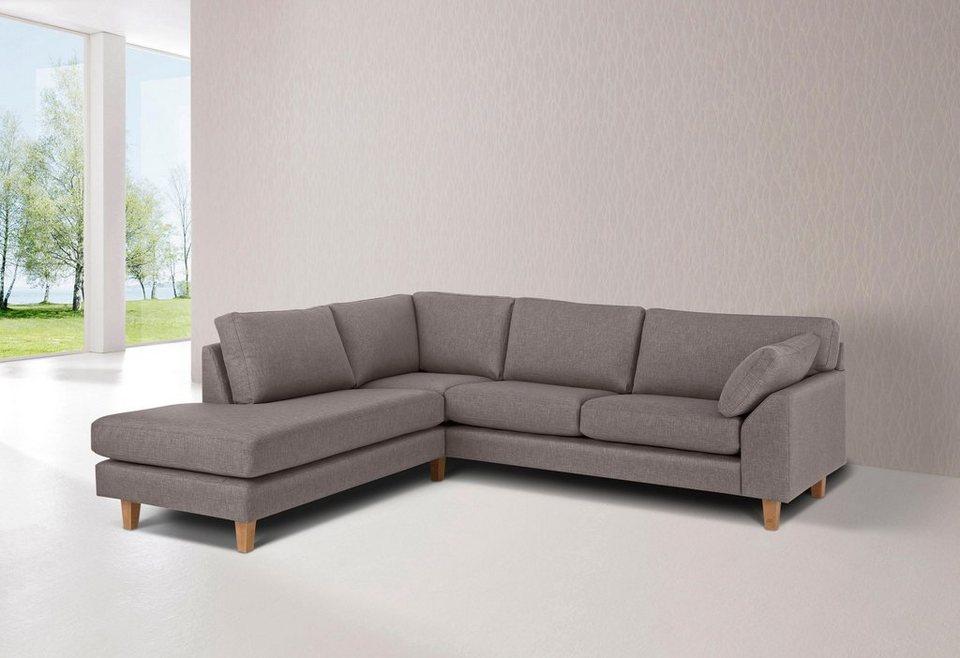 Premium collection by Home affaire Ecksofa »Garda« | OTTO