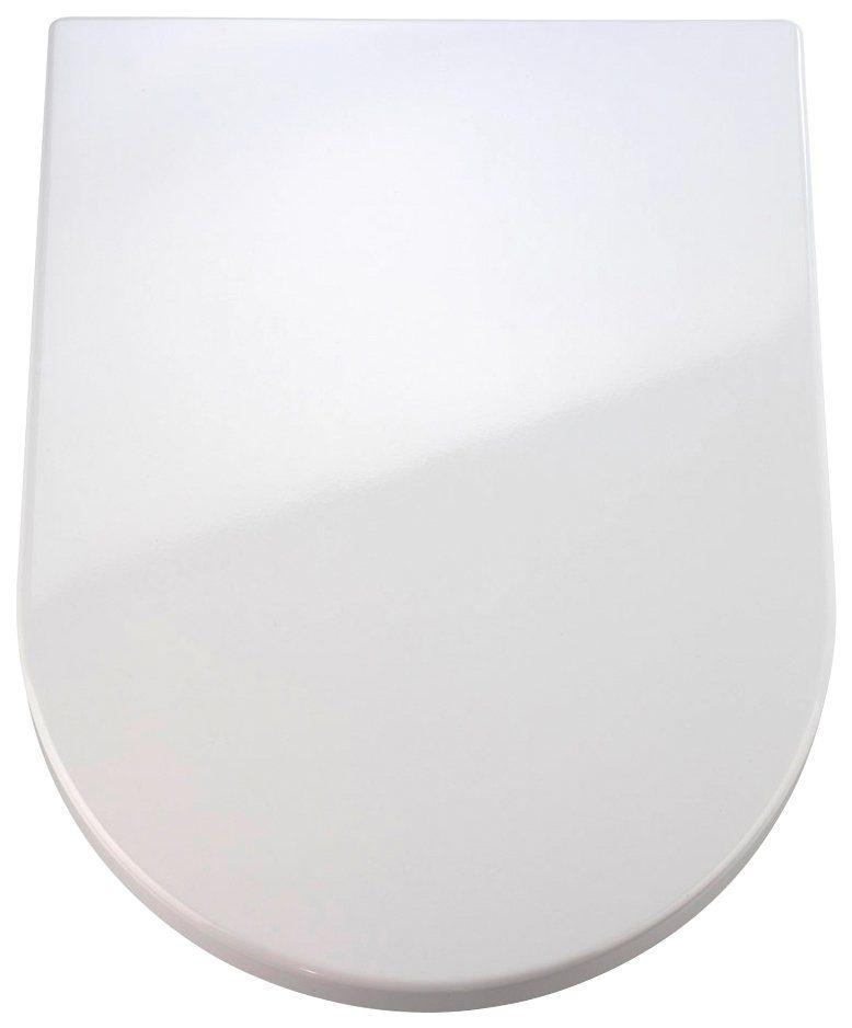 Wenko WC-Sitz »Palma«, Mit Absenkautomatik