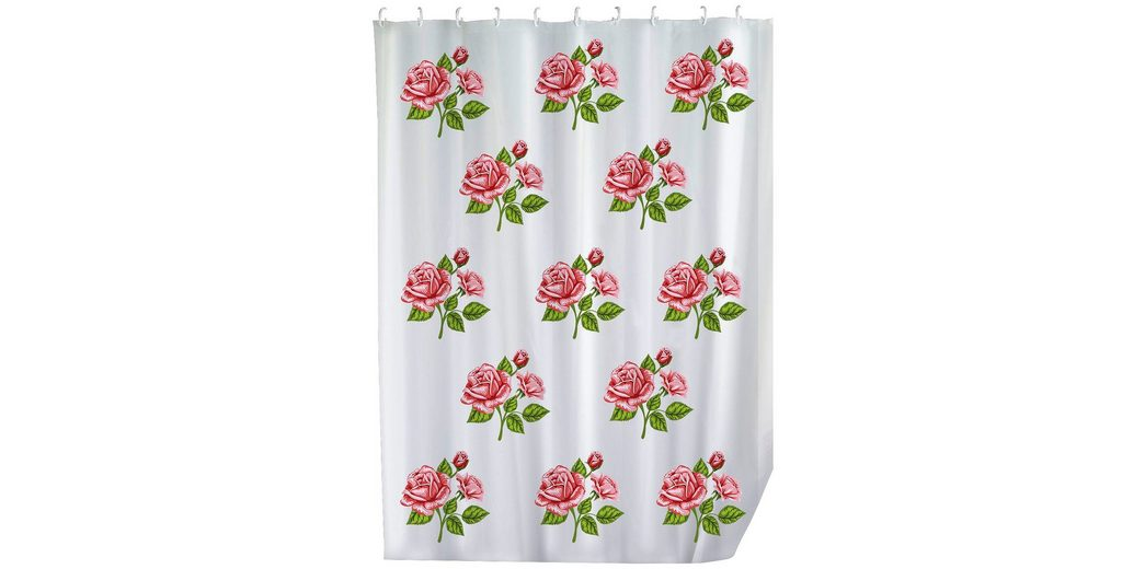 Duschvorhang »Rosen-Romantik«