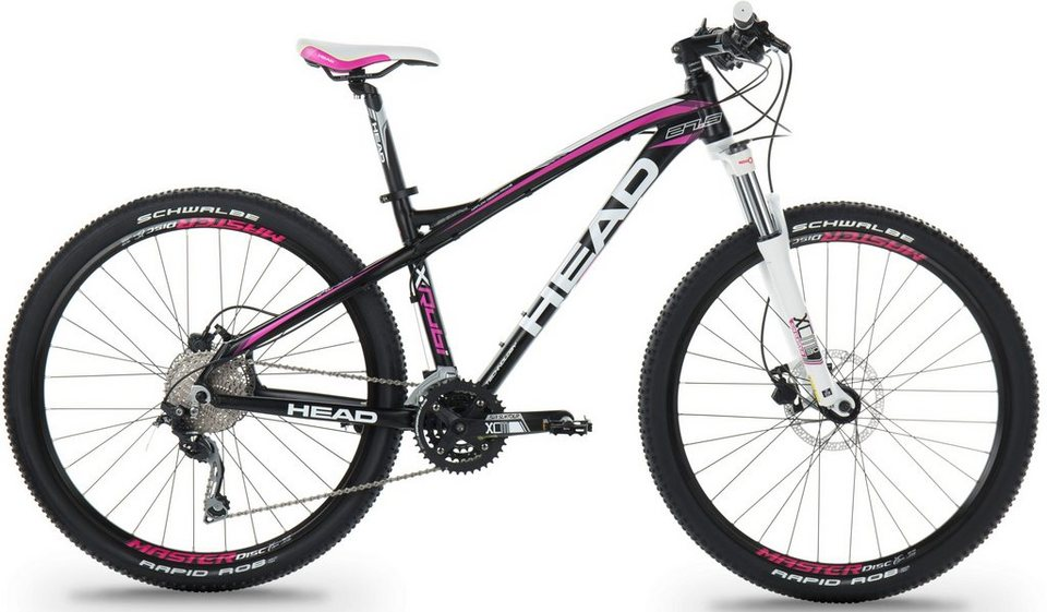 head hardtail mountainbike 29 zoll 30 gang shimano deore. Black Bedroom Furniture Sets. Home Design Ideas