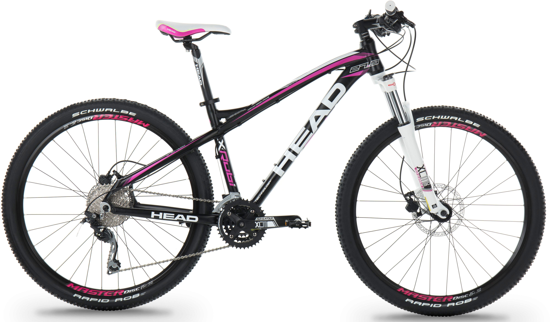 Head Hardtail Mountainbike, 27,5 Zoll, 30 Gang Shimano-Deore-Kettenschaltung, Damen, »X-Rubi Lady«
