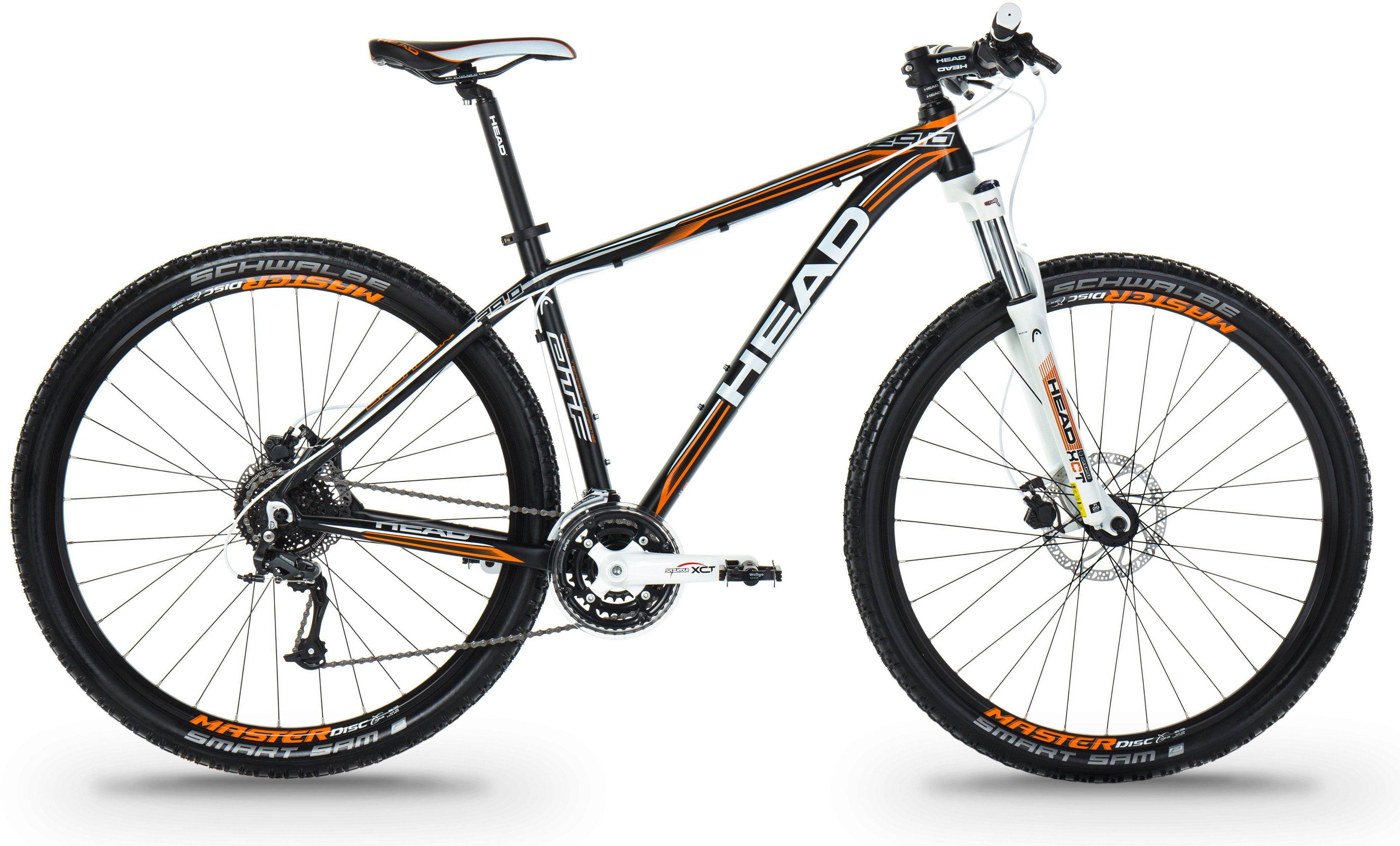 Head Hardtail Mountainbike, 29 Zoll, 24 Gang Shimano Kettenschaltung, »Granger I«