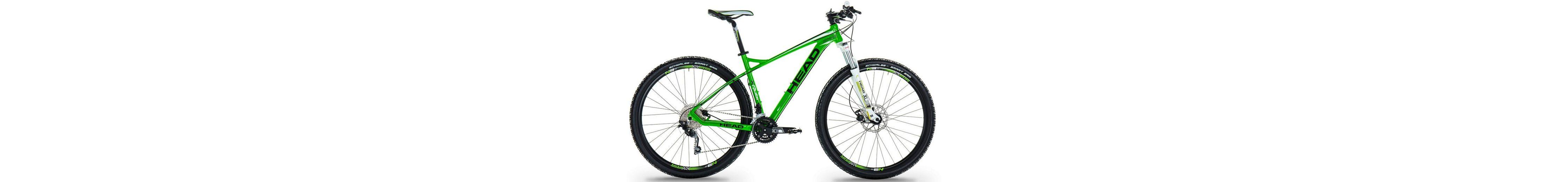 Head Hardtail Mountainbike, 27,5 Zoll, 30 Gang Shimano-Deore Kettenschaltung, »X-Rubi II«