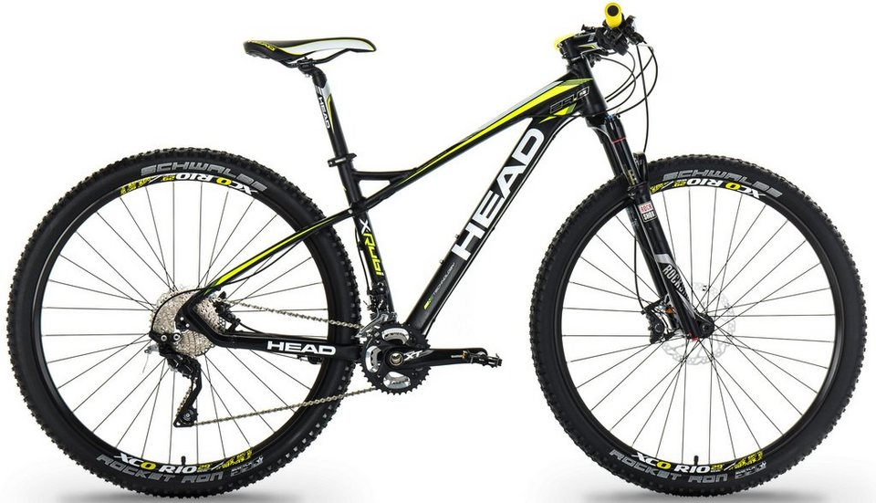 head hardtail mountainbike 29 zoll 20 gang shimano xt. Black Bedroom Furniture Sets. Home Design Ideas